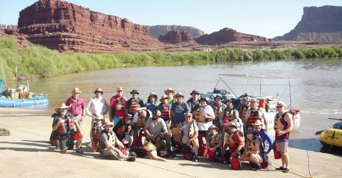 Warriors on Cataract Canyon Testimonial